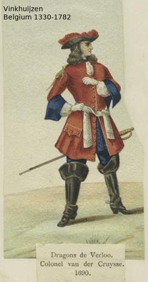 Belgium from 1330 - Vinkhuijzen collection Belgiu29