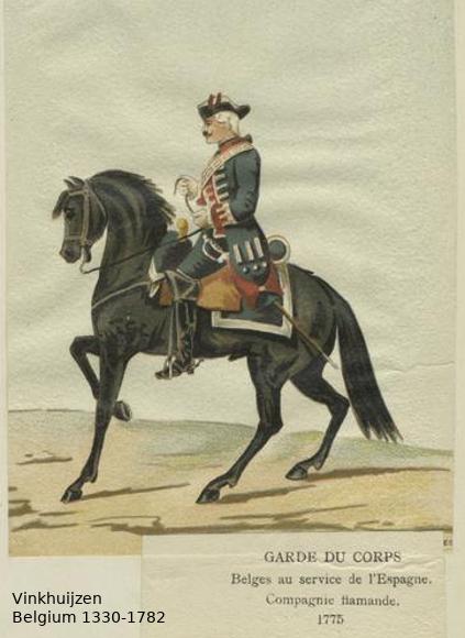 Belgium from 1330 - Vinkhuijzen collection Belgiu30