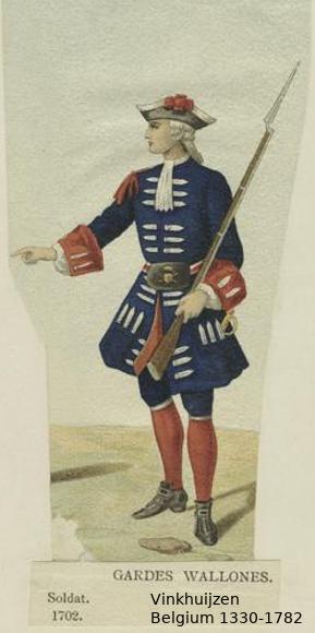 Belgium from 1330 - Vinkhuijzen collection Belgiu32