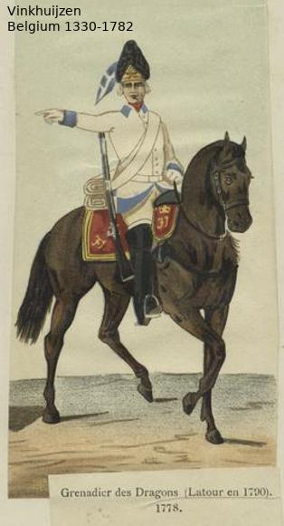 Belgium from 1330 - Vinkhuijzen collection Belgiu33