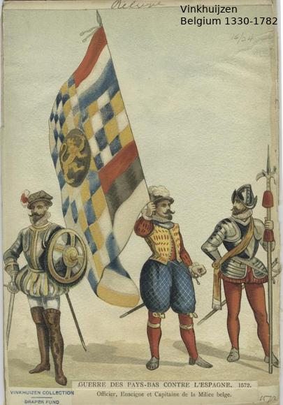 Belgium from 1330 - Vinkhuijzen collection Belgiu36