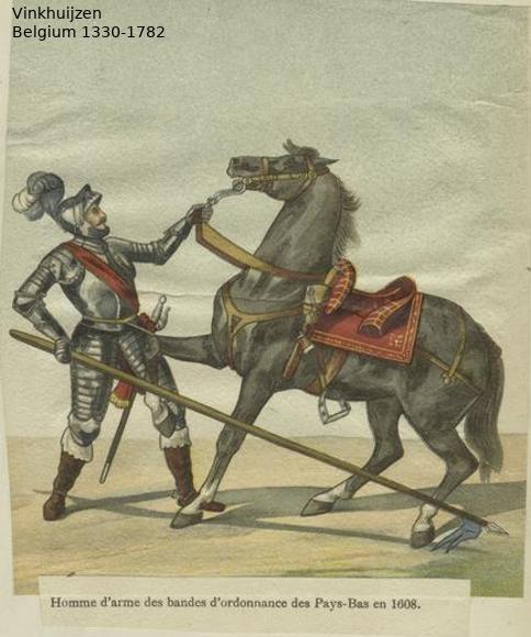 Belgium from 1330 - Vinkhuijzen collection Belgiu37