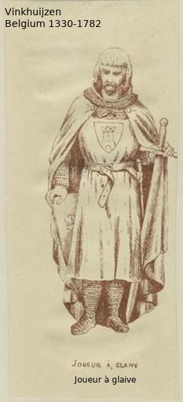 Belgium from 1330 - Vinkhuijzen collection Belgiu40