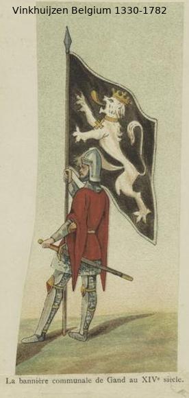 Belgium from 1330 - Vinkhuijzen collection Belgiu41