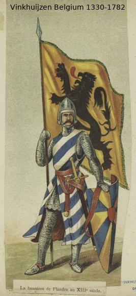 Belgium from 1330 - Vinkhuijzen collection Belgiu42
