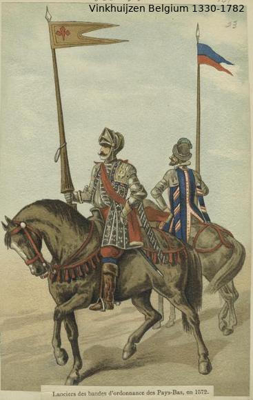 Belgium from 1330 - Vinkhuijzen collection Belgiu43