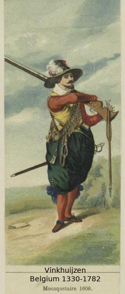 Belgium from 1330 - Vinkhuijzen collection Belgiu47