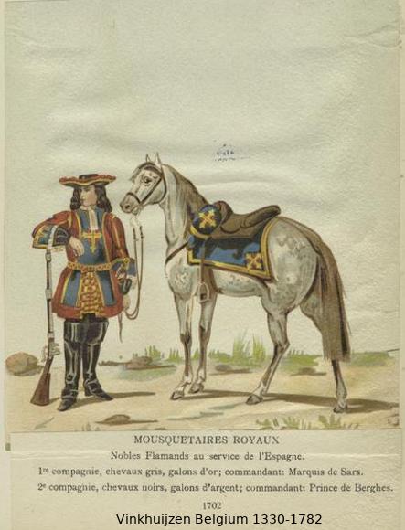 Belgium from 1330 - Vinkhuijzen collection Belgiu48