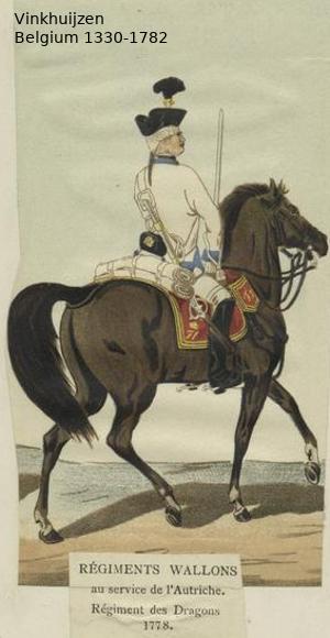 Belgium from 1330 - Vinkhuijzen collection Belgiu49