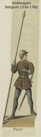 Belgium from 1330 - Vinkhuijzen collection Belgiu51