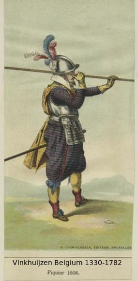 Belgium from 1330 - Vinkhuijzen collection Belgiu52