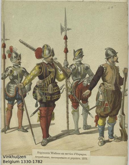 Belgium from 1330 - Vinkhuijzen collection Belgiu59