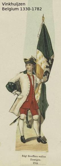 Belgium from 1330 - Vinkhuijzen collection Belgiu67