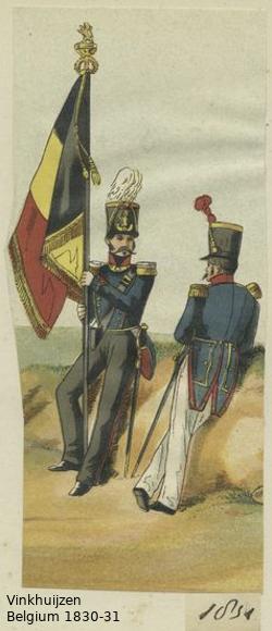 Belgium from 1330 - Vinkhuijzen collection Belgiu83