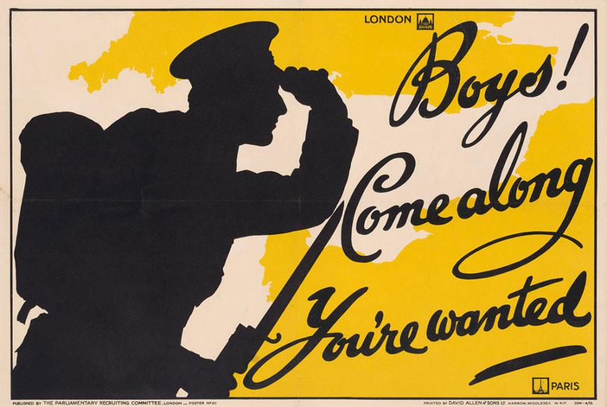 WW1 posters Boys_c10