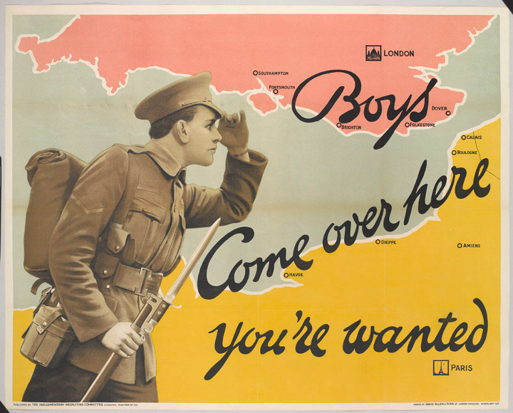 WW1 posters Boys_c11
