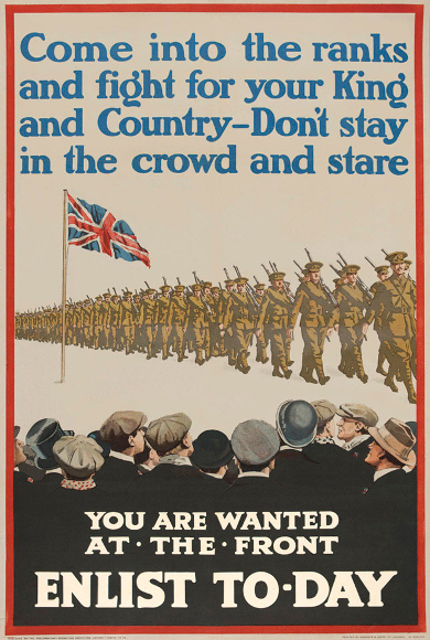 WW1 posters Come_i10