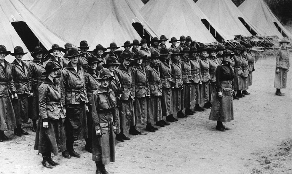 WWI uniforms Detroi10