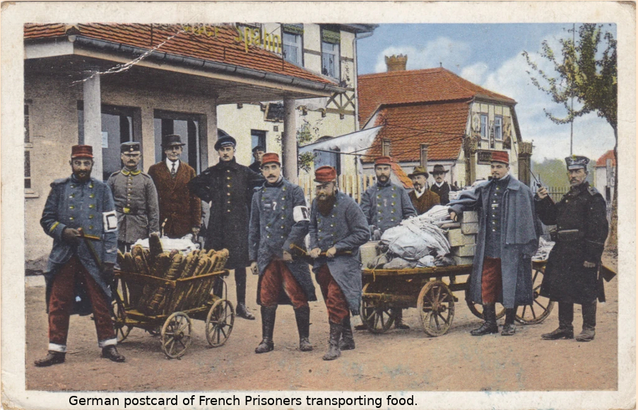 WWI uniforms French19