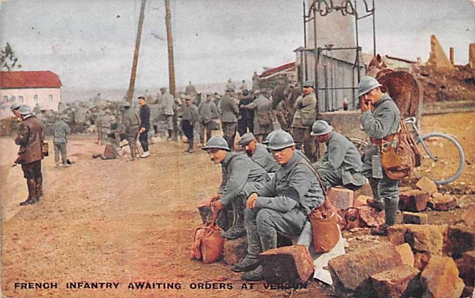 WWI uniforms French20