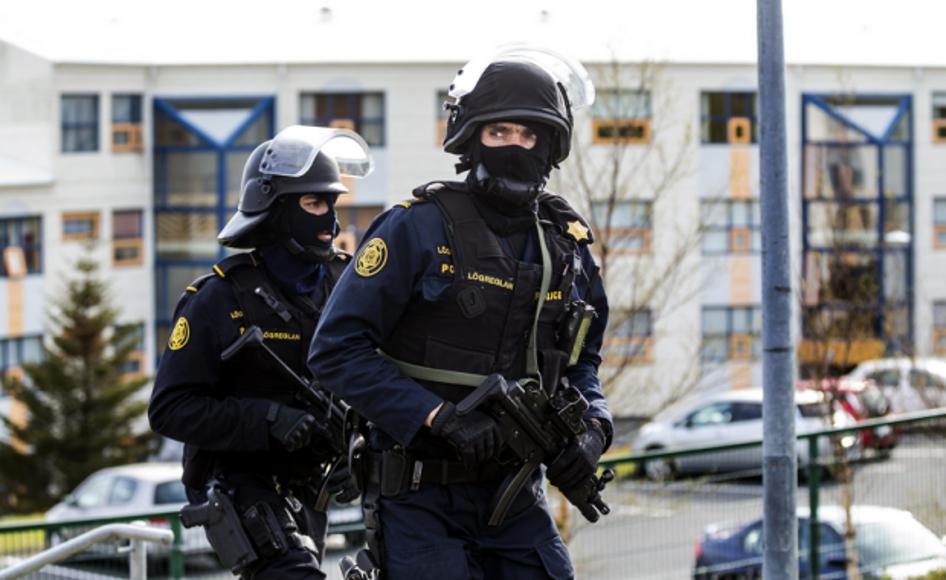 Icelandic policeman WW2 Icland10