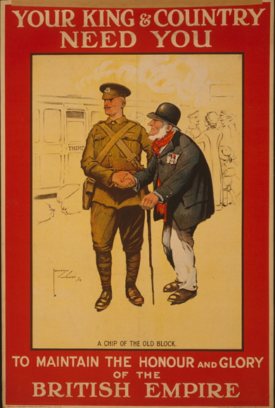 WW1 posters Poster10