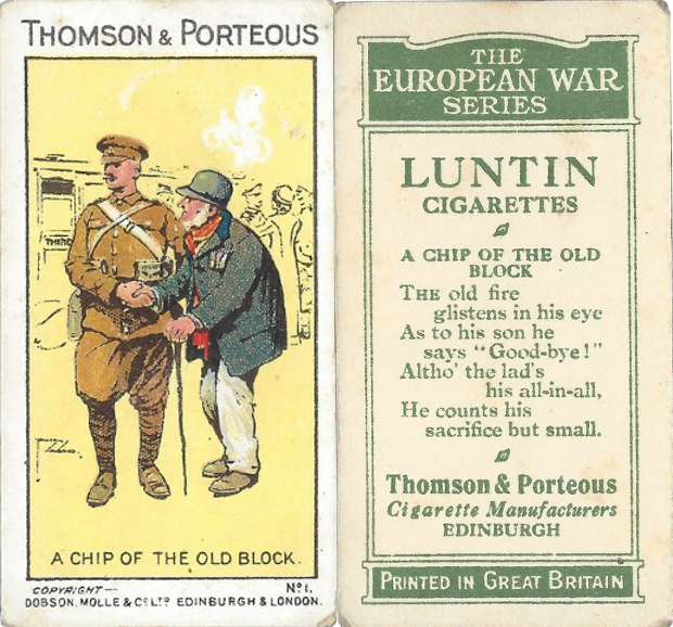 WW1 posters Thomso10