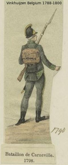 Belgium from 1330 - Vinkhuijzen collection Vinkh961