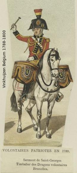 Belgium from 1330 - Vinkhuijzen collection Vinkh982