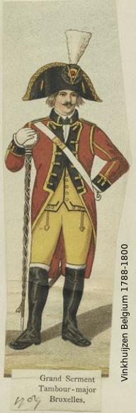 Belgium from 1330 - Vinkhuijzen collection Vinkh983