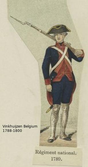 Belgium from 1330 - Vinkhuijzen collection Vinkh988