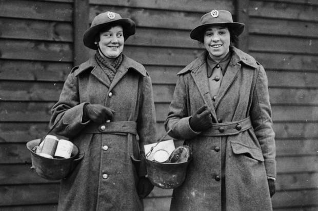 WWI uniforms Waac-w11