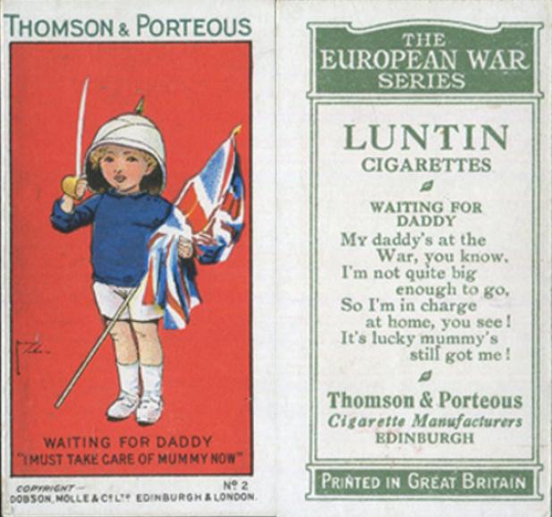 WW1 posters Waitin10