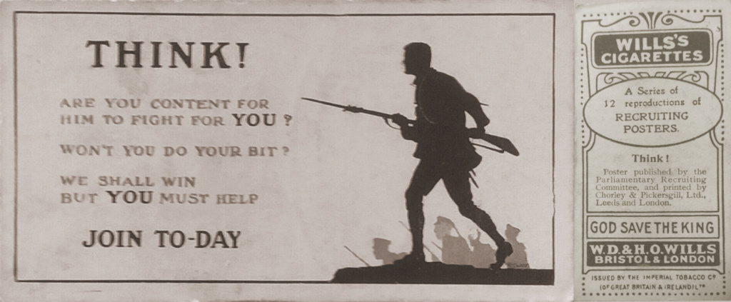 WW1 posters Wills_11