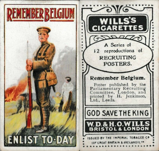 WW1 posters Wills_13