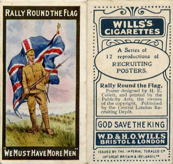 WW1 posters Wills_16