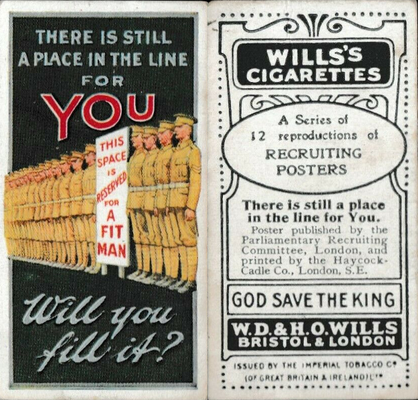 WW1 posters Wills_17