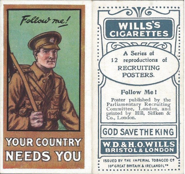 WW1 posters Wills_19
