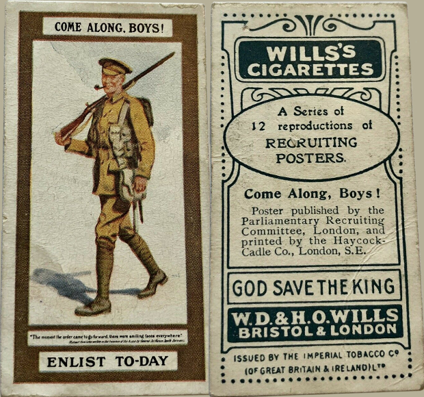 WW1 posters Wills_20