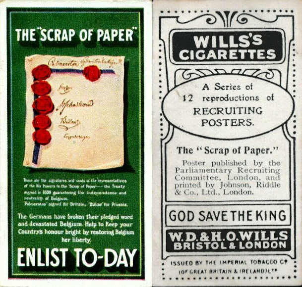 WW1 posters Wills_22