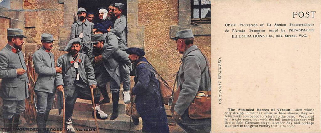 WWI uniforms Wounde10