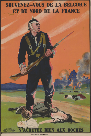 WW1 posters Ww1ger10