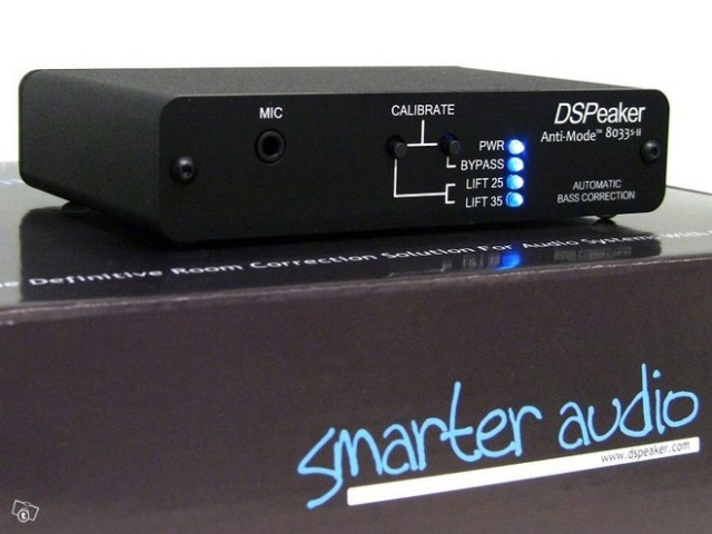DSPeaker Anti-Mode 8033S-II Automatic Subwoofer Equalizer (Used) Sold 14005910