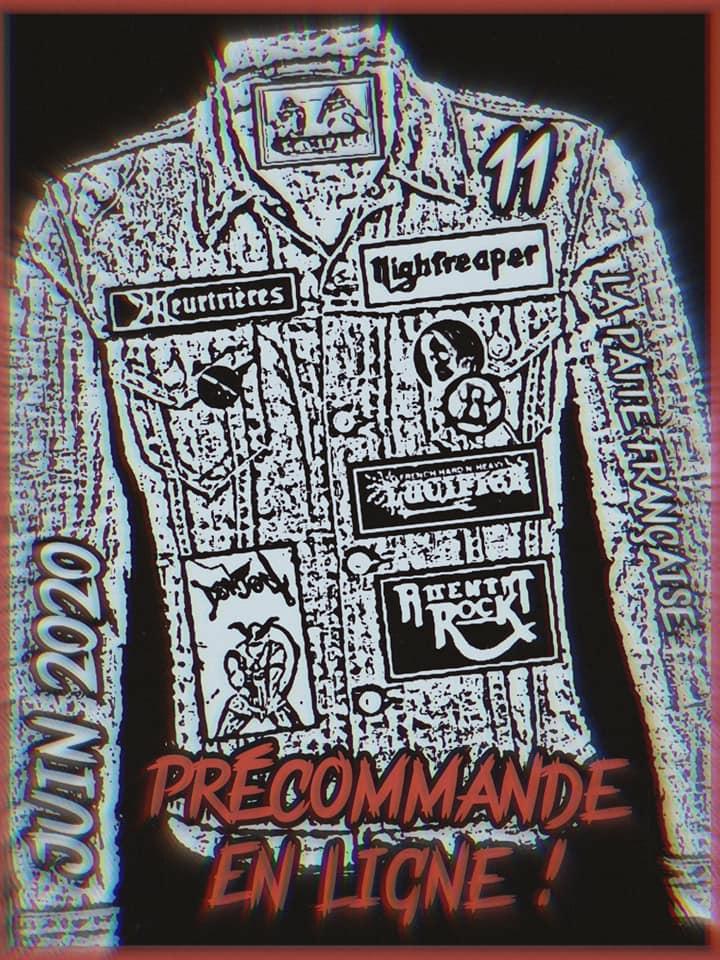 """nouveau mag de LUCIFER hard rock metal francais""""dispo 10353510"""