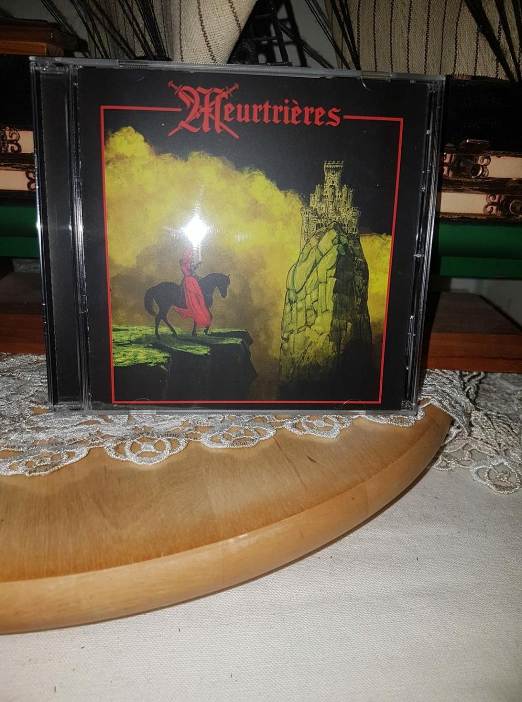 "MEUTRIERES ""Meurtriéres"" EP 2020  region lyon 11807110"
