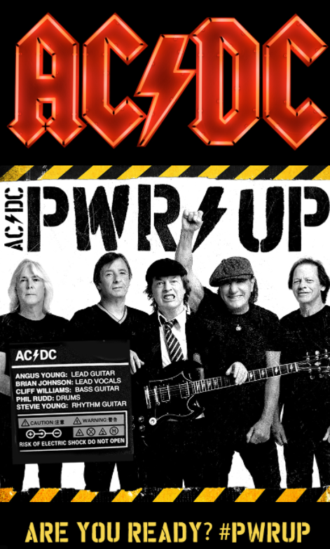 ACDC Power Up (2020) Hard-Rock Australie 12045710