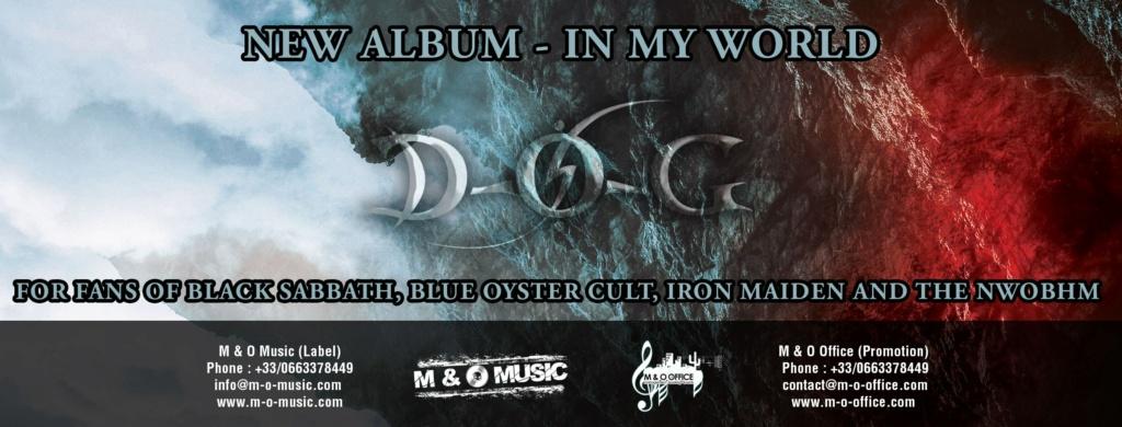 """D-O-G """" in my world"""" mars 2021 heavy rock 13924210"""