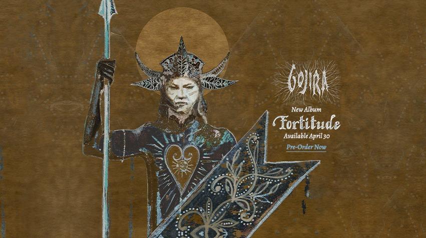 "GOJIRA ""fortitude"" avril 2021 15126910"