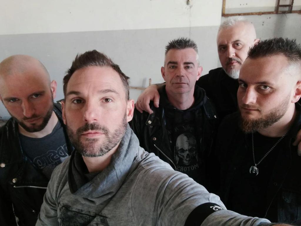 """ANTECHAOS 1er clip """"secret médical"""" hard rock 2021 15502810"""
