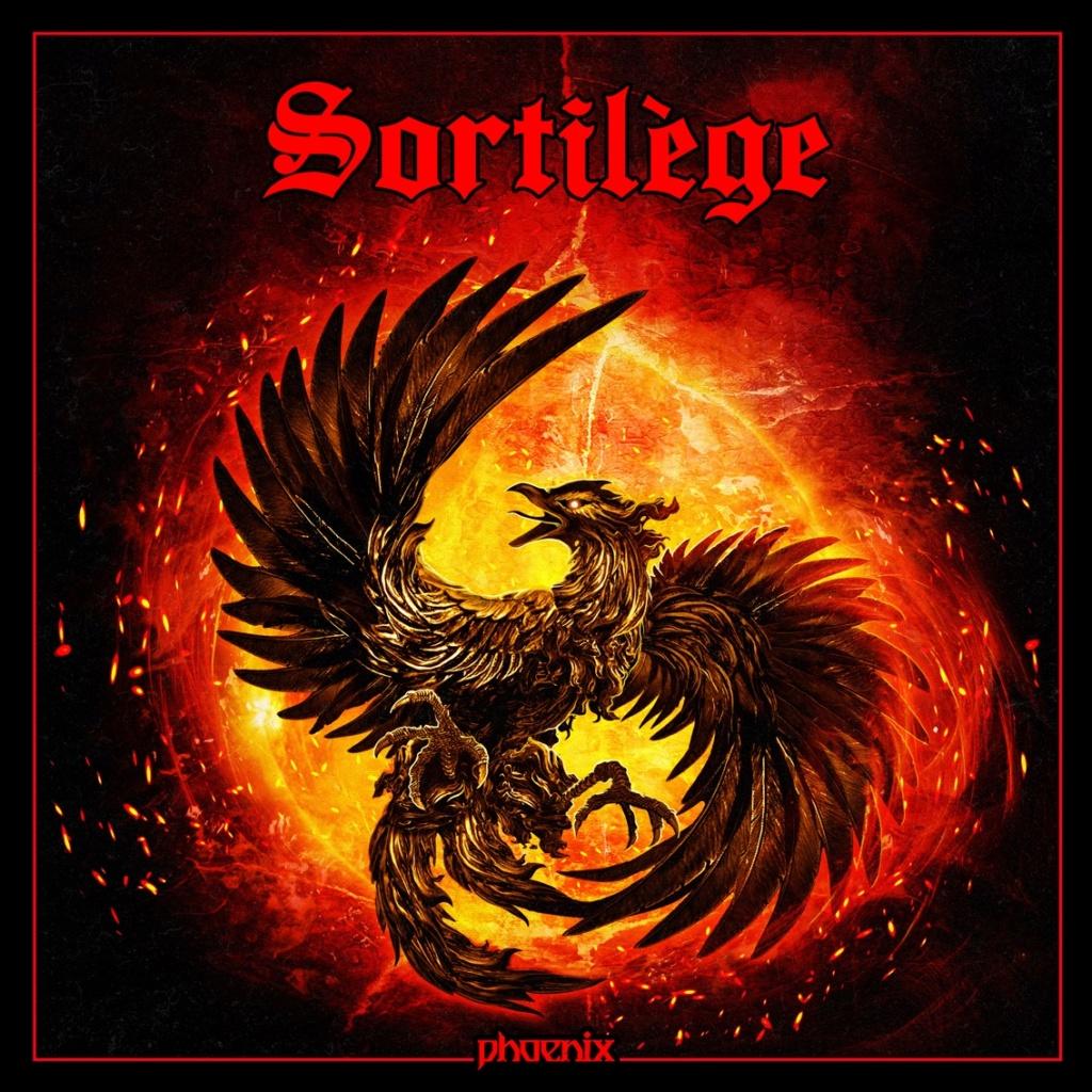 "SORTILEGE - ""phoenix"" aout 2021 17010310"